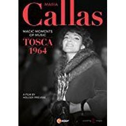 Maria Callas - Magic Moments [Maria Callas; Antonio Pappano; Rolando Villazón; Rufus Wainwright; Anna Prohaska; Kristine Opolais] [C Major Entertainment: 745008] [DVD]